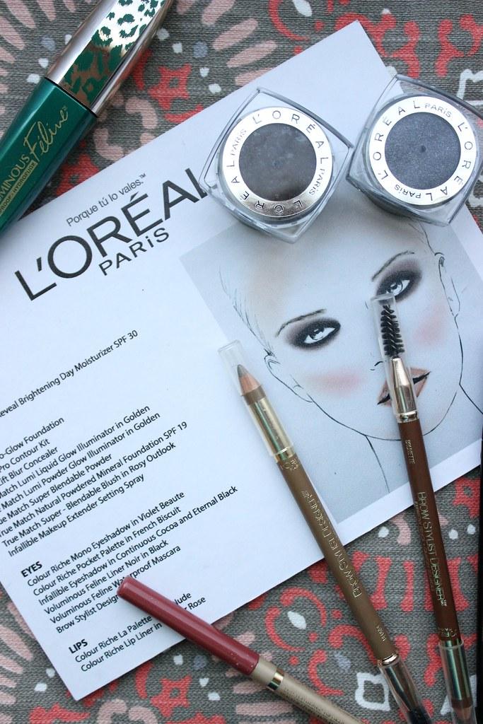 L'Oréal Paris Master Makeup Class hosted by Claudia Betancur #PorqueTuLoVales #CBXLoreal