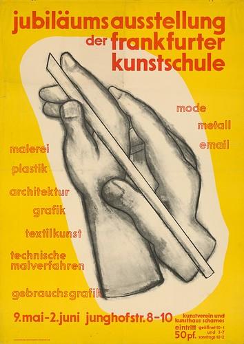 Plakat_Frankfurter-Kunstschule