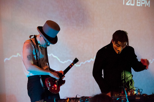PRESS START 8-Bit Music Fesitval at THEMUSEUM 2011-03-26 | by jamesbastow