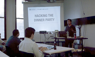 Hacking the Dinner Party | by studiofeast
