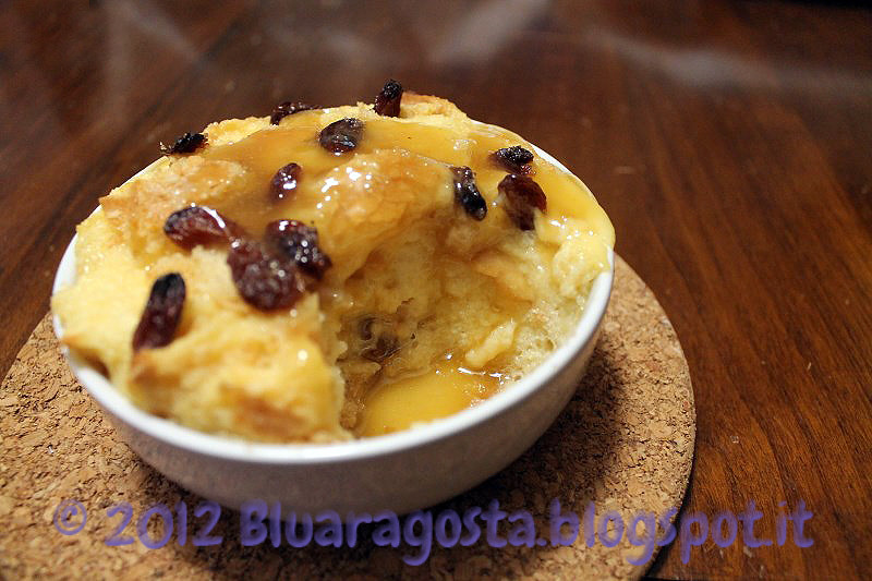 09-Bread pudding con salsa al brandy