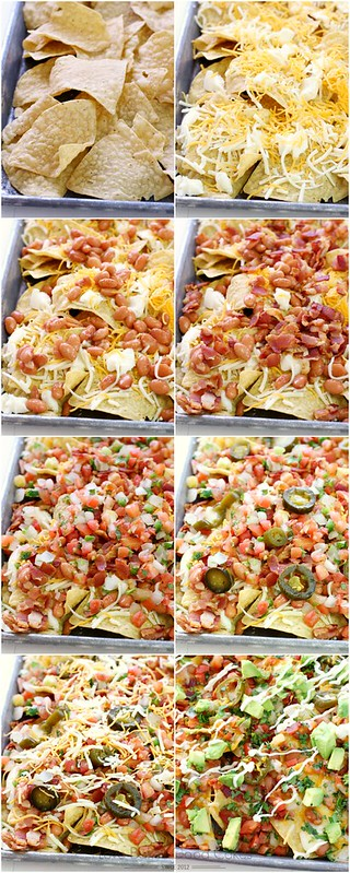 Your game day just got a whole lot tastier when you serve these Bird Gang Sonoran Nachos! Post includes more than 60 football team spirit recipes!