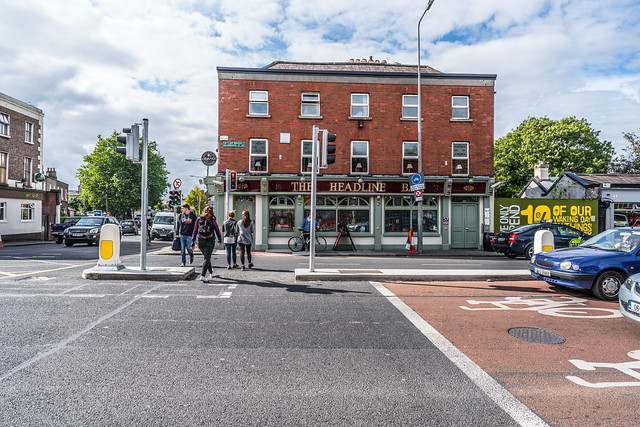 LEONARD'S CORNER [JUNCTION OF THE SOUTH CIRCULAR ROAD AND CLANBRASSIL STREET] A-121507