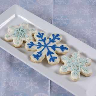 snowflake cookies | by Madison Bistro