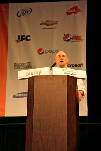 Clay Shirky | by mathowie