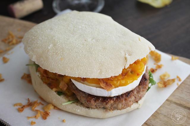 Hamburguesas de cordero con mango y queso de cabra www.cocinandoentreolivos.com (20)