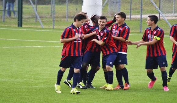 Allievi Elite girone A, San Martino Speme - Virtus Verona 0-5