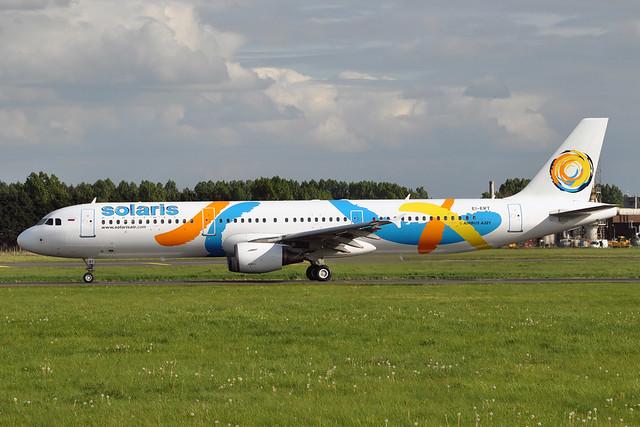EI-ERT A321-211 Solaris Airlines