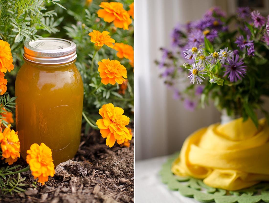 marigold dye 6