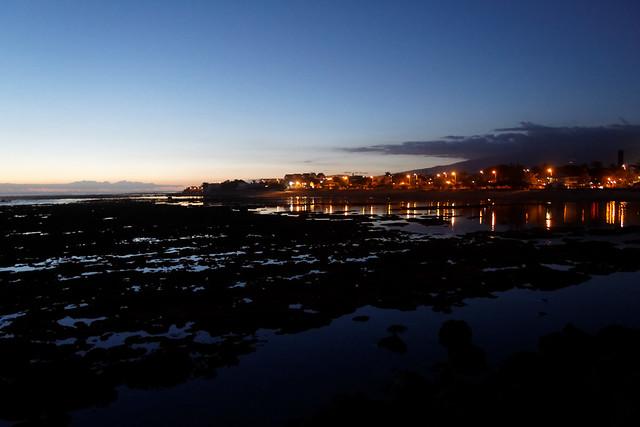 Port de Saint-Pierre - Marée basse