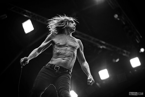 Iggy and The Stooges - Iggy Pop | by Mathieu EZAN