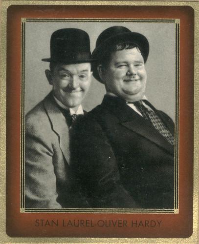 056 Stan Laurel & Oliver Hardy_Cigaretten-Bilderdienst (Bunte Filmblider; 56)