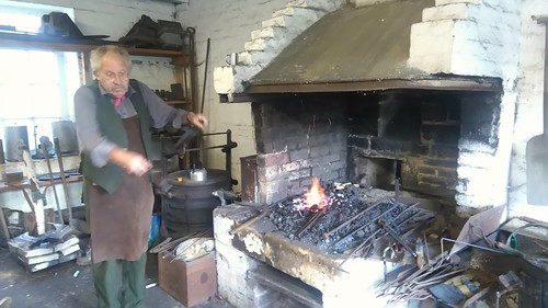 Blacksmith, Apperley Bridge