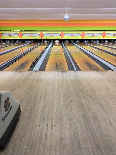 Old School Bowling
