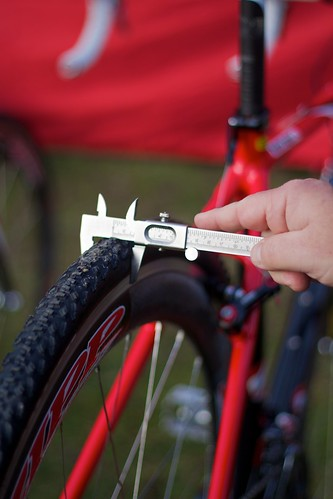 USGP of Cyclocross - Measuring | by Hugger Industries