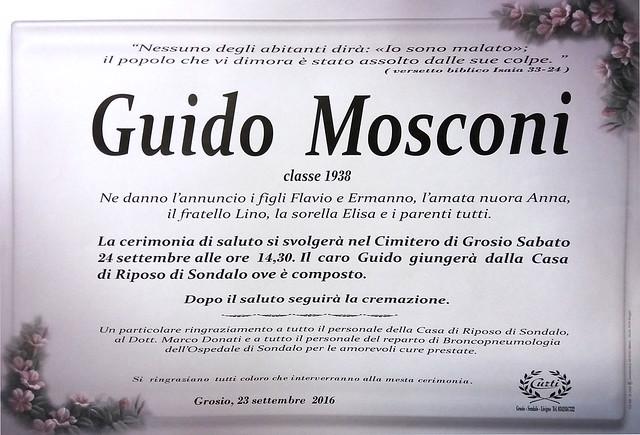 Mosconi Guido
