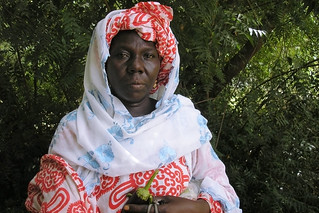 Women in vegetable garden Mauritania | by World Bank Photo Collection
