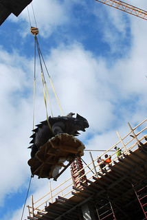 Ankylosaur Flying! [1.21.11] | by Houston Museum of Natural Science
