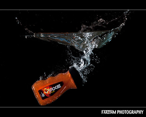 AXE Fever Splash | by FarzinPhoto