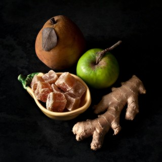 ingredients: Triple-Ginger Pear Preserves | by Married with Dinner