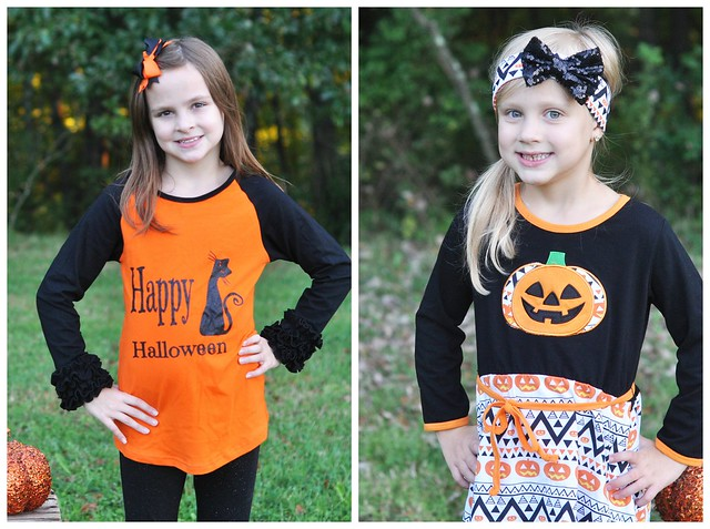 Halloween Style with The Hair Bow Company + Discount.