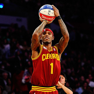 Daniel Gibson 2011 3pt Shootout | by Cavs History