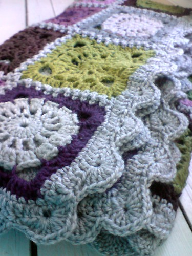 crochet blanket | by bed of roses