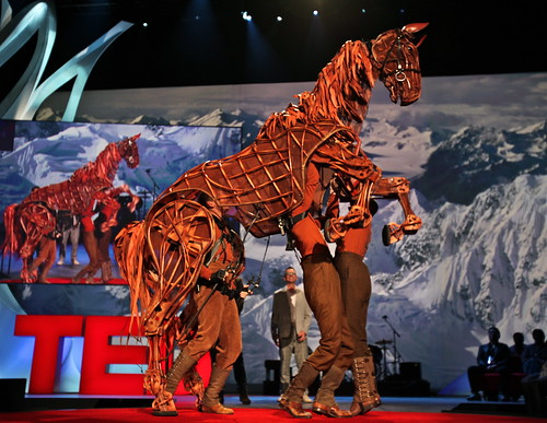 War Horseplay | by jurvetson