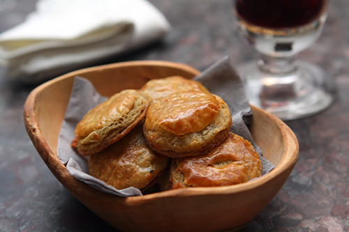 blue cheese biscuits | by David Lebovitz