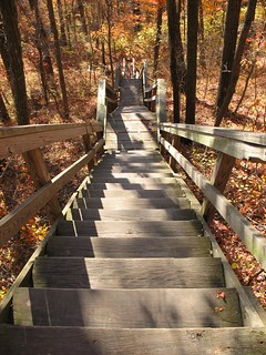Clifty Stairs | by Jane Inman Stormer