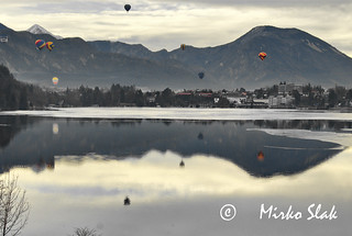 International Balloon Festival Bled 2011 | by mirko.slak
