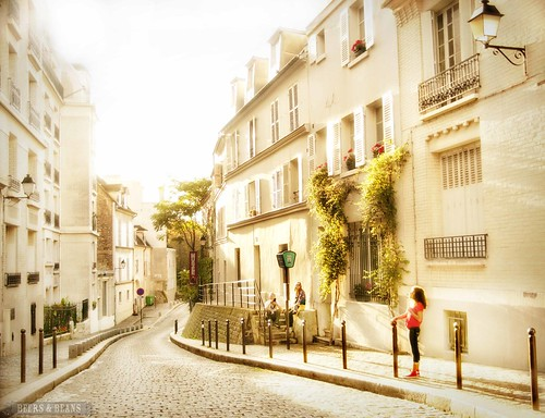 In Between Days - Montmartre, Paris | by BeersandBeans