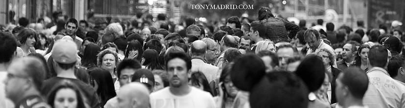 Madrid, 5 millones de habitantes