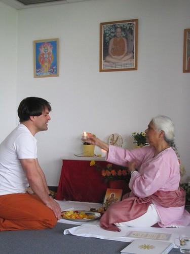 Yoga Vidya Kursleiter Ausbildung mentales Training