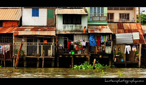 Piles Dwelling in the Mekong Delta (Vietnam) | by kantevaphotography