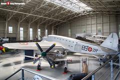 MM61187 89-ZR - - Italian Air Force - Savoia-Marchetti SM-82PW Canguro - Italian Air Force Museum Vigna di Valle, Italy - 160614 - Steven Gray - IMG_0274_HDR