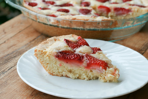 Strawberry Cake | by Food Librarian