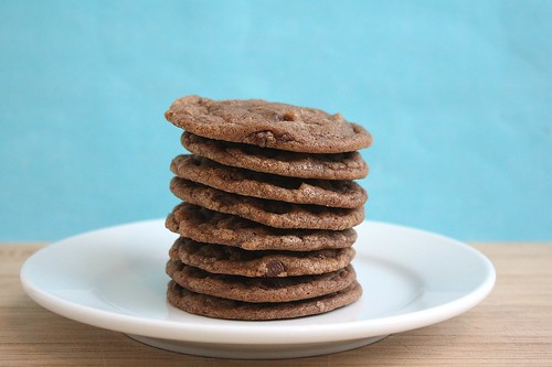 Nutella Chip Cookies | by Tracey's Culinary Adventures