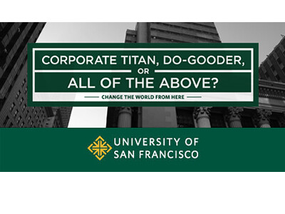 CORPORATE TITAN, DO-GOODER, OR ALL OF THE ABOVE? | by University of San Francisco