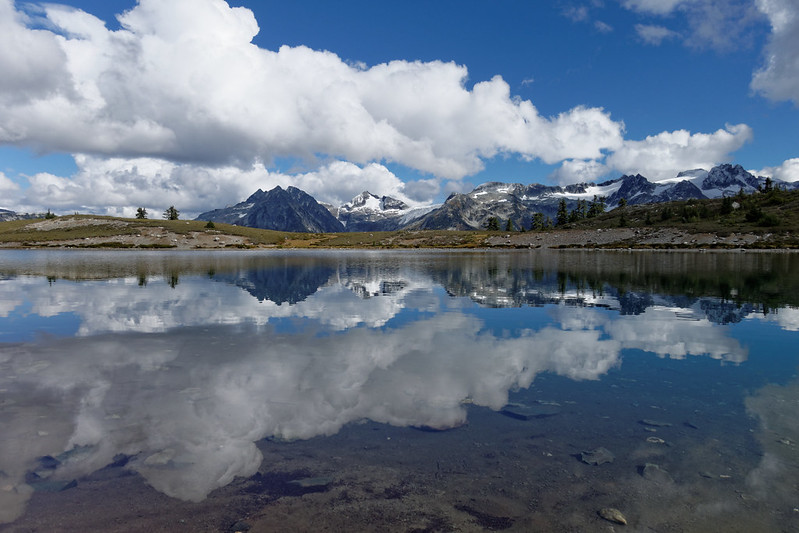 Elfin Lakes, 2 Oct 2016