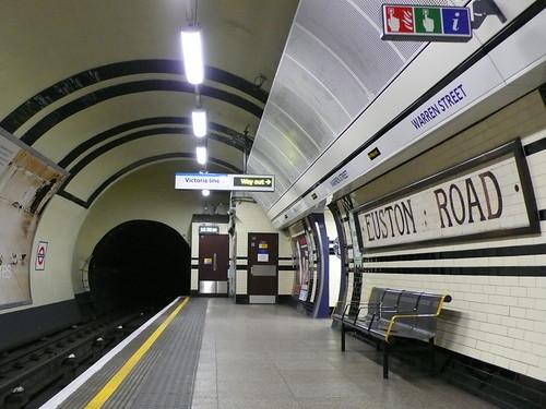 Warren Street Underground station