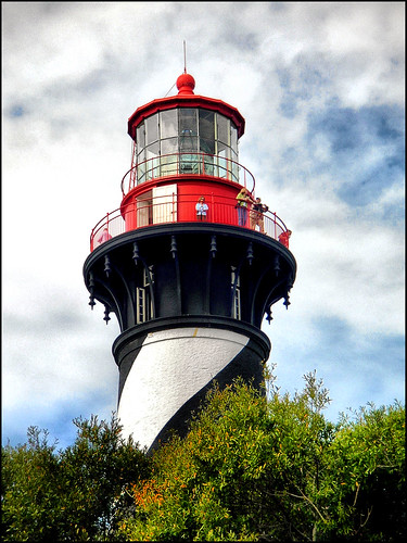 ST AUGUSTINE LIGHT  #2 | by photogtom43