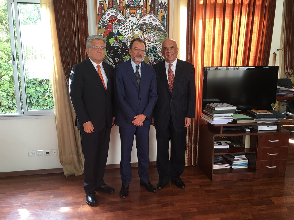 Visita de trabajo del Secretario Ejecutivo del Consejo Estatal para la Cultura y las Artes de Puebla