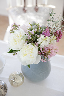 Silver and Peonies | by acreativemint