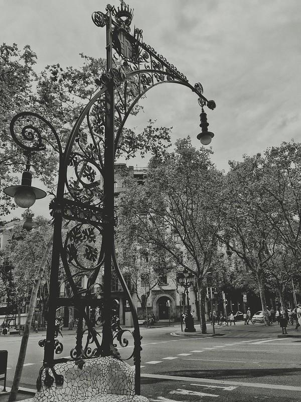 Passeig de Gràcia Noire