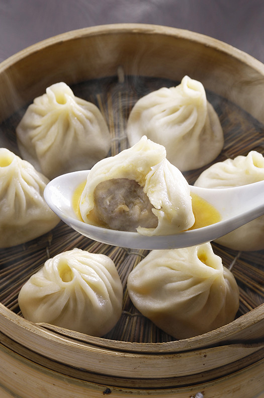Don't miss the classic steamed Xiao Long Bao
