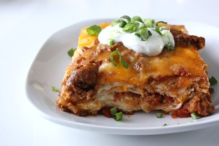 Mexican Lasagna | by alanagkelly