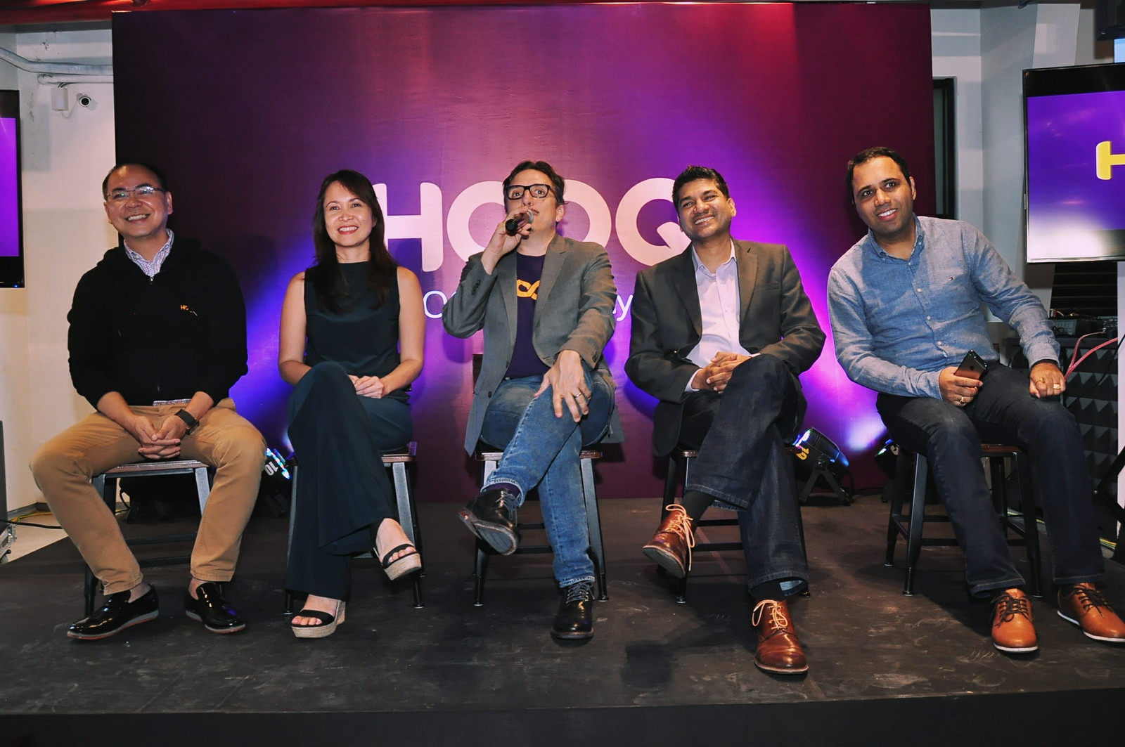 "HOOQ ""freemium"" service + Mobile-first user experience"