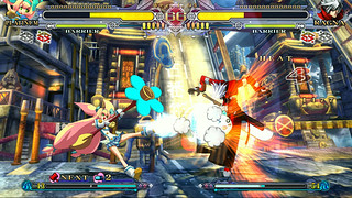 BlazBlue: Continuum Shift | by PlayStation.Blog