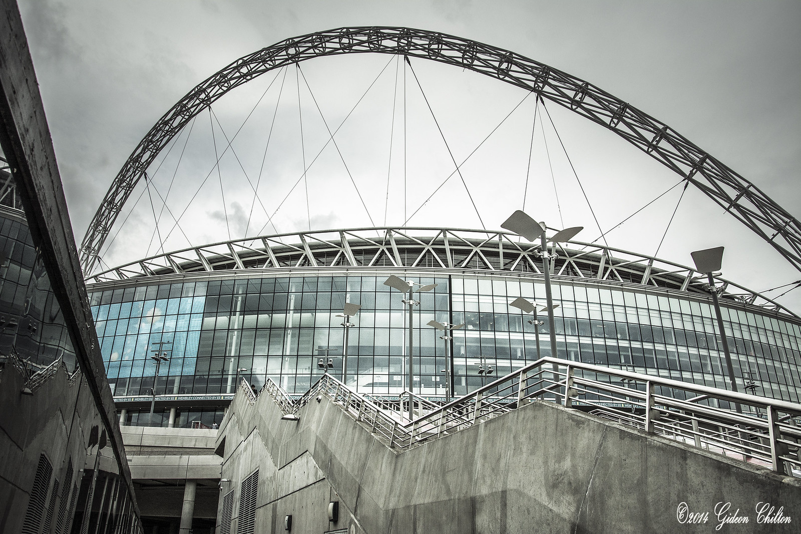 Feel Perfect Football Ambience And Charm At Wembley Stadium